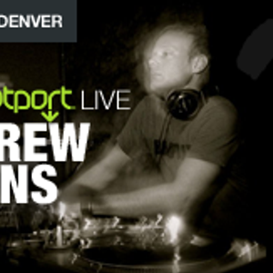 Andrew Kevins - Live from Beatport Headquarters