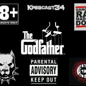 Kpodcast 34 @ wWw.RapTugaZine.GunFather.org