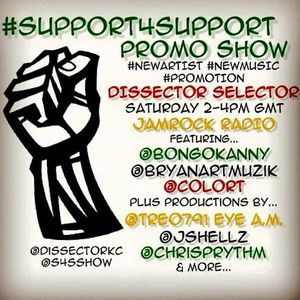 #SUPPORT4SUPPORT PROMO SHOW: MARCH 2015