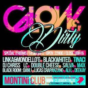 dj Chriss @ Montini - Glow & Dirty 21-12-2013