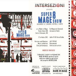 Super8 Mage Show 27.10.2012