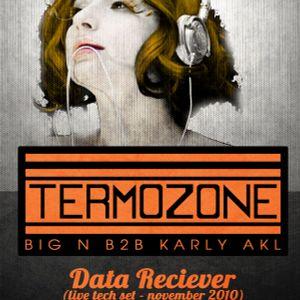 Termozone - Data Reciever (Tech set novembar 2010)