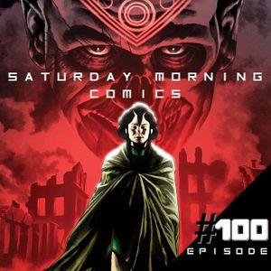 "Saturday Morning Comics #100 ""Swipe Right"""