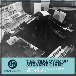 The Takeover w Suzanne Ciani 15th August 2019
