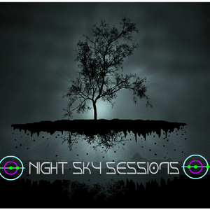 Night Sky Sessions 019 (Progressive psytrance) - Nov 2016
