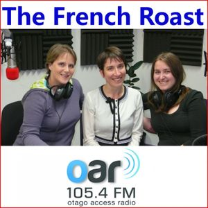 French Roast - 02-10-2016 - Singer Lala Simpson from Madagascar, Images of Epinal, Bilingual Serie T