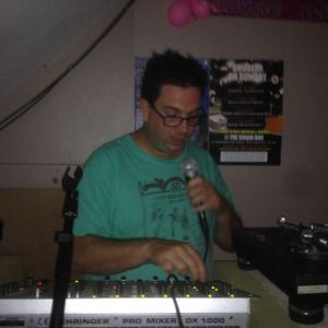 Stephen T & Ali at The Sugar Bar, West Norwood ~ 23 August 2015