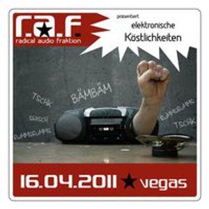 Kotti - R.A.F. Party live @ Vegas Club Koblenz 16.04.2011