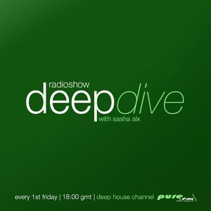 DJ Chuck - Deepdive 034 on Pure.FM (South-African-Deep-House) - (03-May-2013)