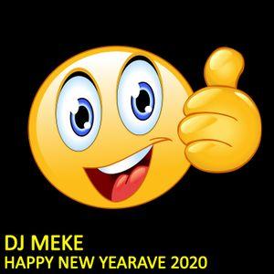 DJ Meke - Happy New Yearave 2020 (90s happy rave)