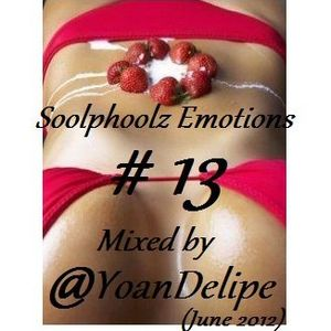 Soolphoolz Emotions #13 Coco's set series (June2o12)