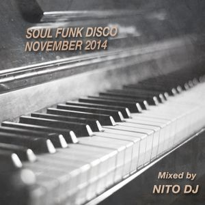 Soul Funk Disco November 2014 @ Tom Tom Studio