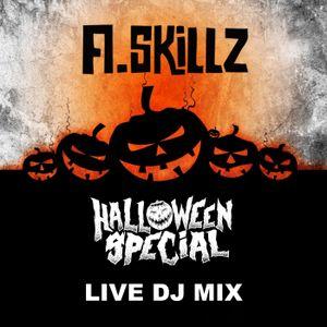 A.Skillz Halloween Special Live Dj Mix (2020)