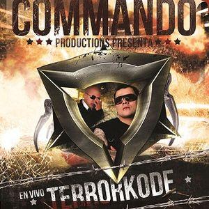 SET PROMO NEUROMANCER COMMANDO PROD. PRESENTA TERRORKODE EN VIVO 6 DE OCTUBRE