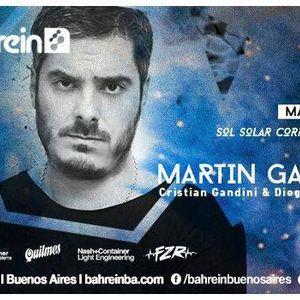 Diego Masiello @ Bahrein Buenos Aires @ Apertura Martin Garcia 8 de Julio 2014