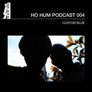 HOHUMPODCAST004 Custom Blue