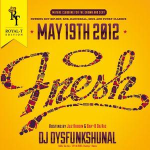 DJ Dysfunkshunal & Bay-B Da Kid live at Fresh - recorded May 19th 2012 at Club Montreal