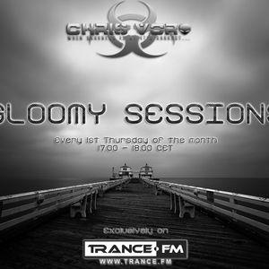 Chris Voro - Gloomy Sessions 007 (Trance.FM)