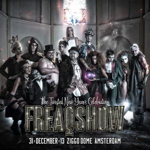 Freaqshow Top 10 Chosen By Roel Made By Boy