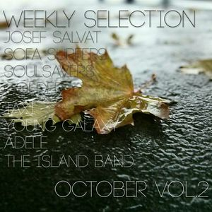 Weekly Selection. October Vol.2. 2015