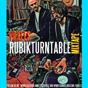 Voxels RUBIKTURNTABLE mixtape