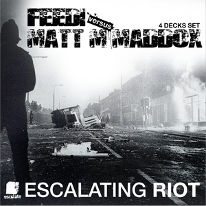 Matt M. Maddox vs Feedi - Escalating Riot (on 4 decks)