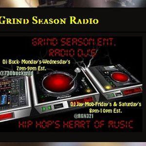 GrindSeason Radio Show #10 with DJ Jaymob