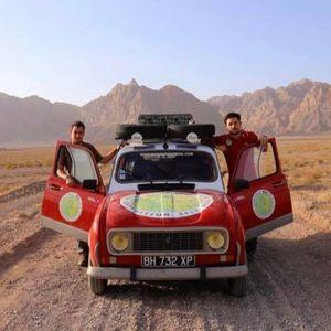 Tour du monde en 4L - Eclairage - La Quotidienne