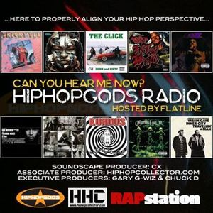 HipHopGods Radio - Episode 156