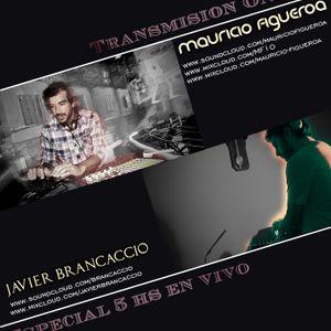 Javier Brancaccio B2B Mauricio Figueroa - Transmision online 010912 @ Beat Urbano