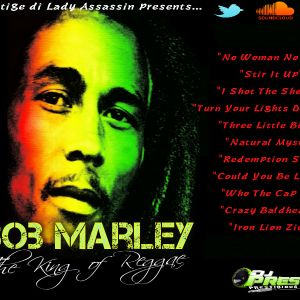 "DJ Prestige – Bob Marley ""The King of Reggae"" by"
