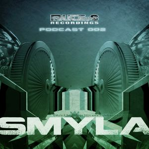 Smyla - Combustion EP Mute:8 Recordings Official Podcast