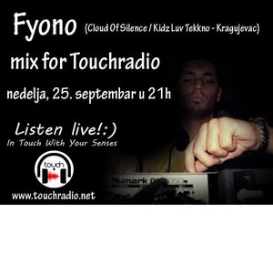 Fyono @ Touch Radio, 24.09.2011