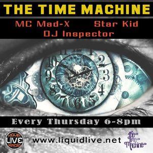 The Time Machine radio show 27th of nov with The Goldenstar dj;s on Liquid Live Radio