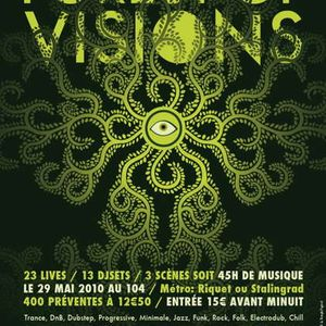 Live at Forest of Visions, Paris - May 30 2010