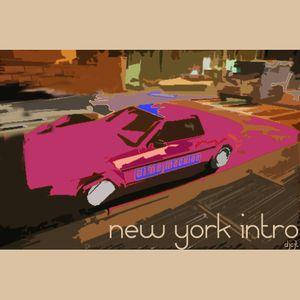 New York Intro (Time Machine)