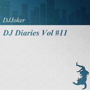 DJ Diaries Vol #11