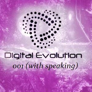 Digital Evolution 001 (With Speaking)