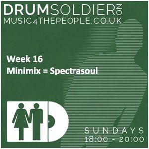 Liquid Sessions 16 (ft Spectrasoul mini mix)