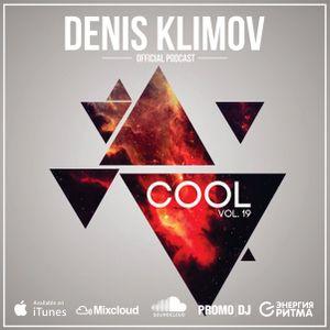 Denis Klimov - cool #19 (official podcast)