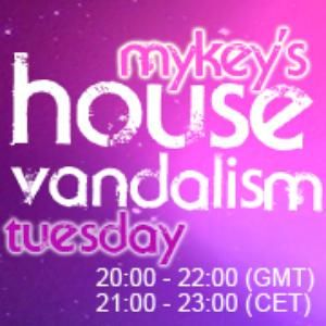 "Mykey's ""House Vandalism"" by Morgan Costes"