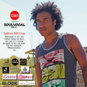 SOULVOCAL Vol 1 (Ladies Edition) mixed by JEY Flash