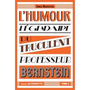 "La Midinale d'Alex Mathiot avec S. Brossard - J. Bernstein :  ""L'humour légendaire du Pr. Bernstein"""