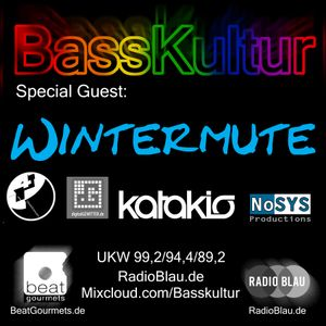 Basskultur - Wintermute In The Mix