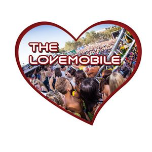 Street Parade Mix 2014 from The Lovemobile