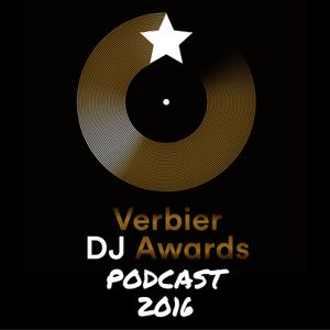 Verbier DJ Awards Podcast Nomination 2016 by OSCAR CONWAY