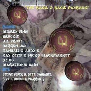 dj ss - One Nation B2B Payback 1996 side b