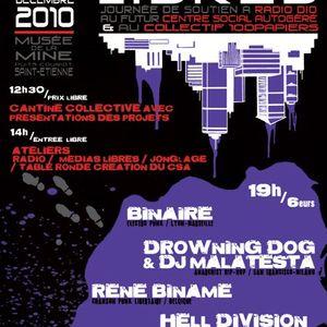IdZ pt.2 19/12/10 with Drowning Dog, La Fibre, Nergal, Taibox, Myscié Blodya & Jah'Zz