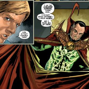 Character Corner: Doctor Strange, The Sorcerer Supreme