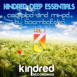 KINDRED DEEP ESSENTIALS CD1 mixed & compiled by Boombatcha